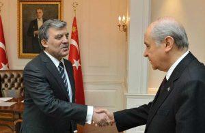 Bahçeli'den Abdullah Gül'e sert sözler: HDP veya CHP'ye katılması isabetli olur