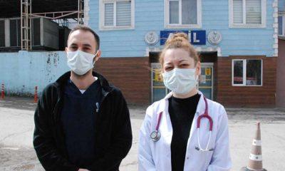 Sağlıkta şiddet bitmiyor: Babasına su içirmemesi için uyaran doktorlara saldırdı