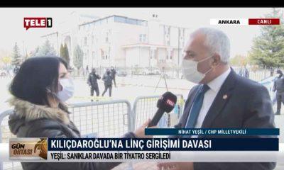 CHP'li Yeşil: Sanıklar davada bir tiyatro sergiledi – GÜN ORTASI
