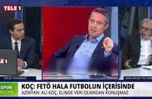 """""""FETÖ hâlâ futbolun içerisinde"""" – SPOR ARASI"""