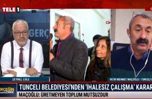 Tunceli Belediye Başkanı Maçoğlu, 'ihalesiz' hizmetle kenti nasıl yönetiyor? – GERÇEĞİN İZİNDE