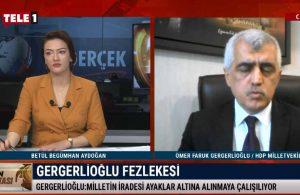 HDP'li Gergerlioğlu: Benimle beraber milli irade de cezaevine girecek – GÜN ORTASI