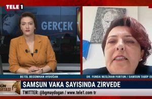Samsun'da vaka sayısı zirvede: Tabip Odası Başkanı ne dedi? – GÜN ORTASI