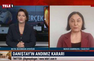 Nergis Demirkaya: 'HDP fikri' siyaset yapmaya devam edecek – GÜN ORTASI