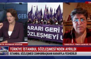 Canan Güllü: Kadın mücadelesi eşitlik olana kadar devam edecek – HAFTA SONU ANA HABER