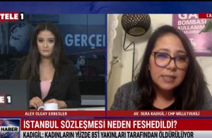 CHP'li Kadıgil: Bu iktidar 'İnsan Hakları Eylem Planı' dediği zaman tüylerim diken diken oluyor – HAFTA SONU ANA HABER