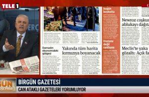Can Ataklı, iktidarın Türkiye'yi ekonomide getirdiği çıkmazı anlattı – GÜN BAŞLIYOR
