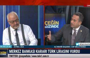CHP'li Başarır: Siz devletin yanında değil, bir kişinin yanındasınız; O da Recep Tayyip Erdoğan – GERÇEĞİN İZİNDE