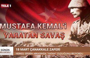 TELE1'den 18 Mart Çanakkale Zaferi ve Şehitleri Anma Günü belgeseli