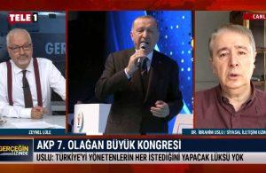 AKP'nin rota değiştirmesi mümkün mü? – GERÇEĞİN İZİNDE