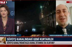 Süveyş Kanalı'ndaki kaza Kanal İstanbul'da olur mu? – GÜN ORTASI