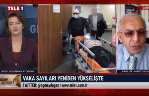 Prof. Dr. Ahmet Saltık: TCK'ya göre iktidarın bu yaptığı bir suçtur – GÜN ORTASI