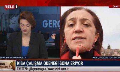 DİSK Başkanı Çerkezoğlu'ndan iktidara çağrı: Kısa çalışma ödeneği asgari ücret seviyesine çıkarılsın – GÜN ORTASI