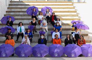 'Mor Şemsiye' altında buluşuyorlar