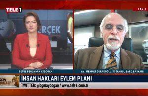 Erdoğan'ın asıl planı ne? İstanbul Baro Başkanı Durakoğlu açıkladı – GÜN ORTASI