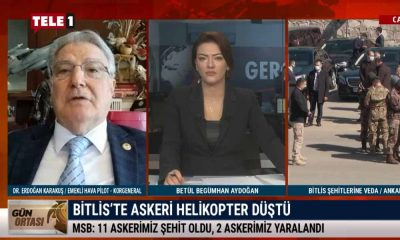 """""""Türkiye'nin gelişmesini istemeyen örgütler destekleniyor"""" – GÜN ORTASI"""