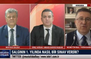 Türkiye salgının birinci yılında nasıl bir sınav verdi? – ANKARA RÜZGARI