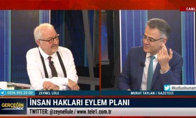 Murat Taylan: AKP'nin yapmak istediği tek anayasa, kendi iktidarının devamını sağlayacak anayasadır – GERÇEĞİN İZİNDE