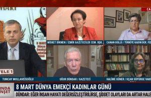 Kadınların anayasası 'İstanbul Sözleşmesi' – ANINDA MANŞET