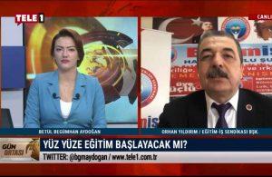 """""""Milli Eğitim Bakanı, alınan kararları ya televizyondan ya da sosyal medyadan öğreniyor""""- GÜN ORTASI"""