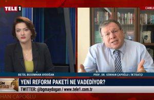 'Yeni reform paketi' ne vadediyor? – GÜN ORTASI