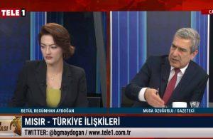 Mısır- Türkiye ilişkileri neden bozuldu? Musa Özuğurlu açıkladı – GÜN ORTASI
