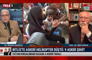 Bitlis'teki helikopter kazası – 18 DAKİKA