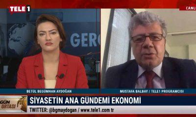 Mustafa Balbay: Muhalefetin görevi artık bu soruları sormak değil, kaynağı bulmak olmalı – GÜN ORTASI