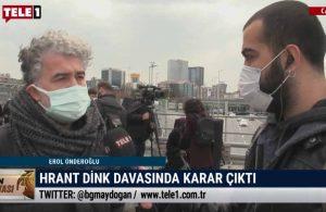 TELE1 ekibi Çağlayan Adliyesi'nde: Polis, protesto eden kadını canlı yayında yerde sürükledi