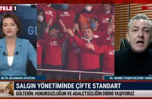 Mehmet Ruşen Gültekin: Çifte standartlardan çıkmamanın sonucu 'hukuk devleti'nin yok olmasıdır – GÜN ORTASI