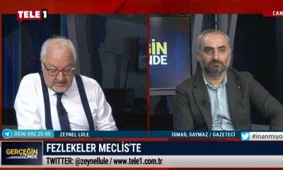 İsmail Saymaz: Terör örgütleriyle AKP görüşür, selamı olmayan CHP suçlanır – GERÇEĞİN İZİNDE