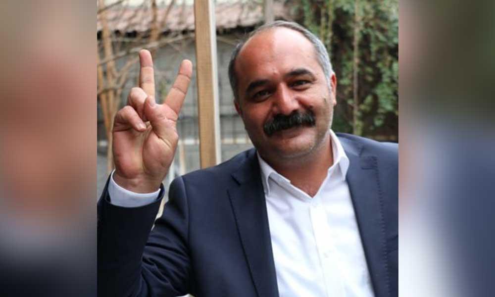 HDP'li Berdan Öztürk hakkında soruşturma başlatıldı
