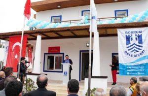 Bodrum Belediyesi Gündoğan Ek Hizmet Binası hizmete açıldı