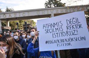 97 Boğaziçi eylemcisi için hapis istemi!