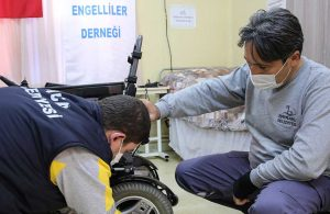 Buca'dan yeni engelsiz merkezlere teknik eğitim