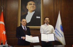 Büyükçekmece Belediyesi, AKUT ile hayat kurtaran protokolü imzaladı