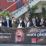 CHP Kuşadası Kadın Kolları'ndan 8 Mart açıklaması