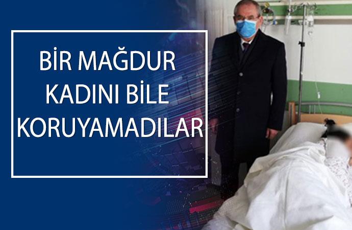 Bu utanç senin değil Türkiye'nin…