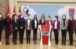 CHP'li kadınlar: 20 Temmuz sivil darbesinin failleri durmuyor