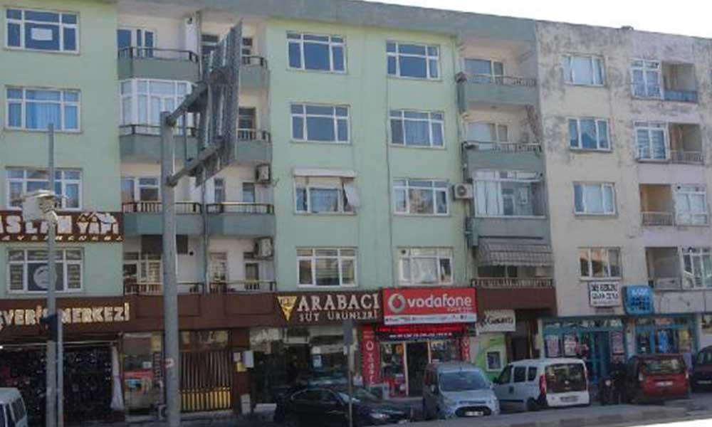 1 yaşındaki Fatmagül 4'üncü kattan düşerek hayatını kaybetti