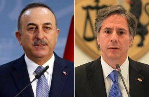 Çavuşoğlu ile Blinken ilk kez yüz yüze görüştü: S-400 uyarısı geldi