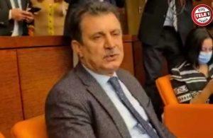 Meclis'te protesto yapan Aksoy: Uygulamalara isyan ettim