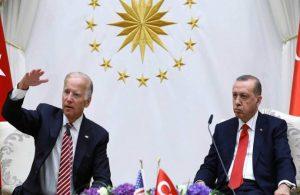 Erdoğan: Biden yönetimi sözlerini tutmalı, bizimle çalışmalıdır