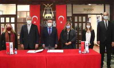 Efeler Belediyesi ile ADÜ arasında Eğitim İşbirliği Protokolü imzalandı