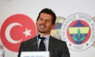 Emre Belözoğlu'nun istifa iddiaları sonrası Fenerbahçe'den açıklama