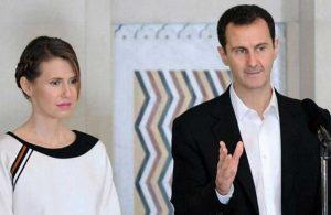 Beşşar Esad ve eşi Esma Esad koronavirüse yakalandı