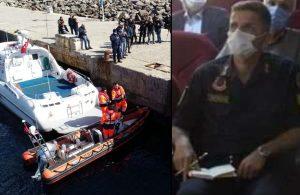 Gökçeada Trafik Tim Komutanı Kıdemli Başçavuş Fatih Toykuyu'nun cansız bedeni 18 gün sonra bulundu