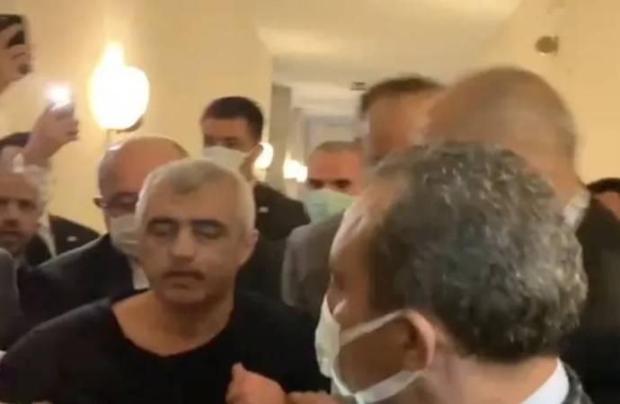 Gergerlioğlu, Meclis'te abdest alırken gözaltına alındı