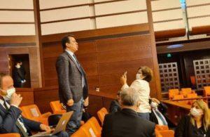 Gergerlioğlu'ndan eski AKP'li vekile 'eylem' teşekkürü