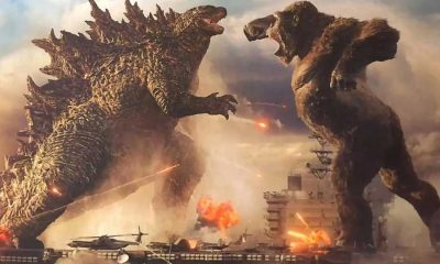 Pandemide en iyi çıkışı yapan Hollywood filmi: Godzilla vs. Kong
